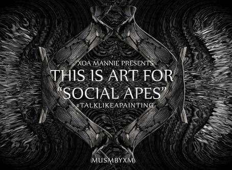 Books : Social Apes Trilogy by Zoleka Xoa Mannie