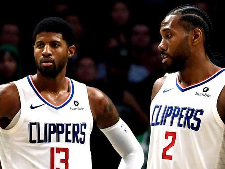 THE NBA BIG GAME: Los Angeles Clippers vs San Antonio Spurs