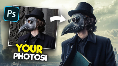 Editing YOUR Photos in Photoshop!   S1E3