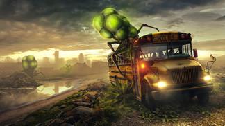 Aliens! Theme intro