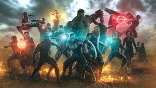 Avengers Assembly