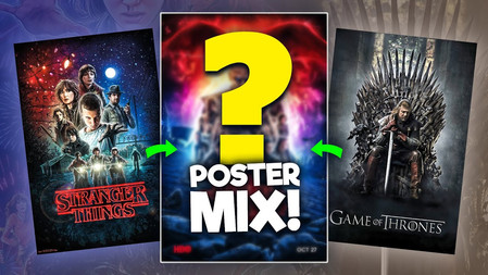 How I Made a Game of Thrones Poster in Stranger Things Style! (Photoshop)
