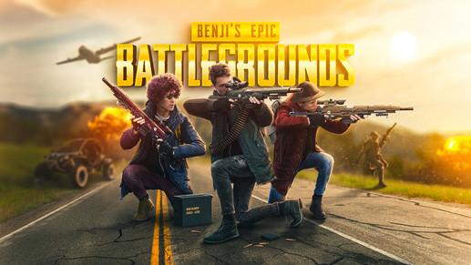 Benji's Epic Battlegrounds