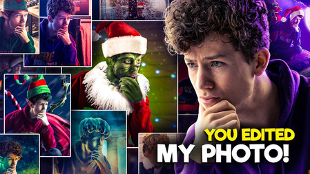You Guys Photoshopped MY Photo!