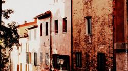 Scene in Siena