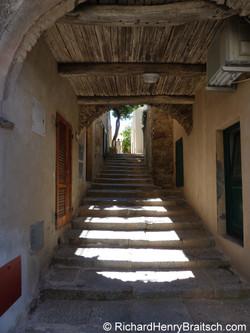 Stairs on Elba