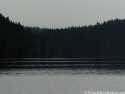 Lake in Sweden