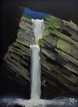 Thurwasserfälle - Thur Waterfalls