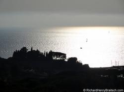 Sea in Tuscany