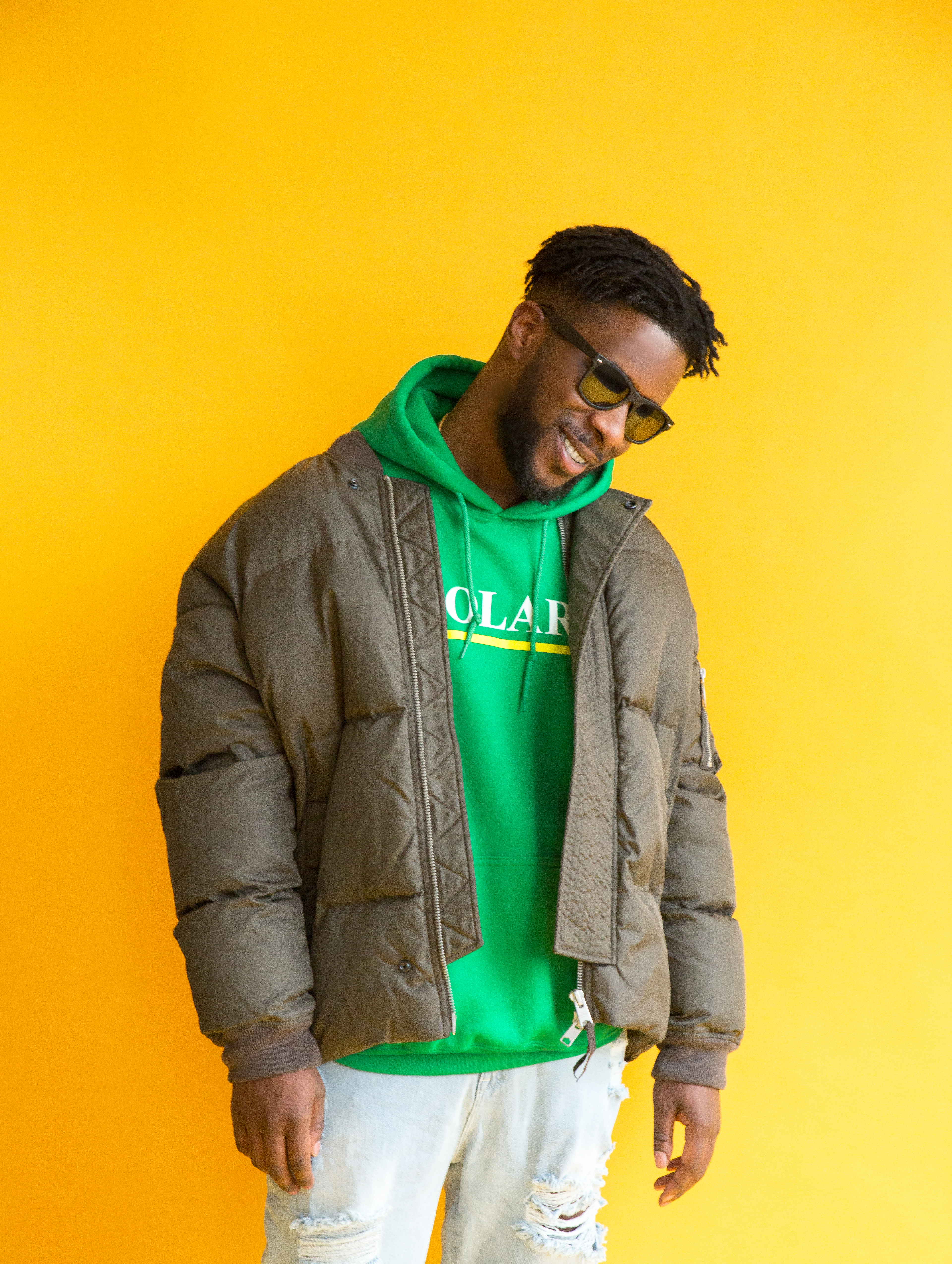 Maleek Berry x Notion Magazine