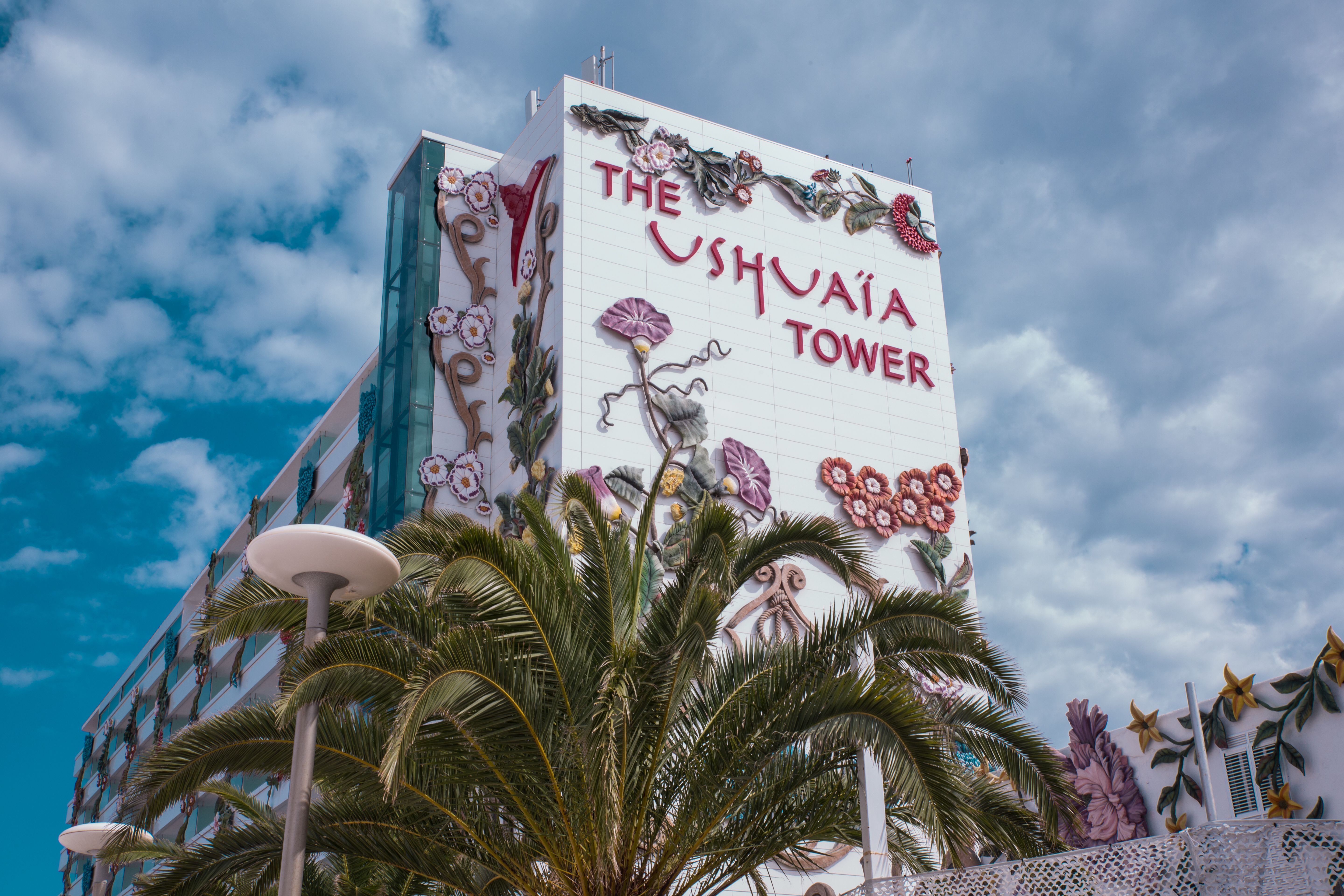 The Ushuaia Tower
