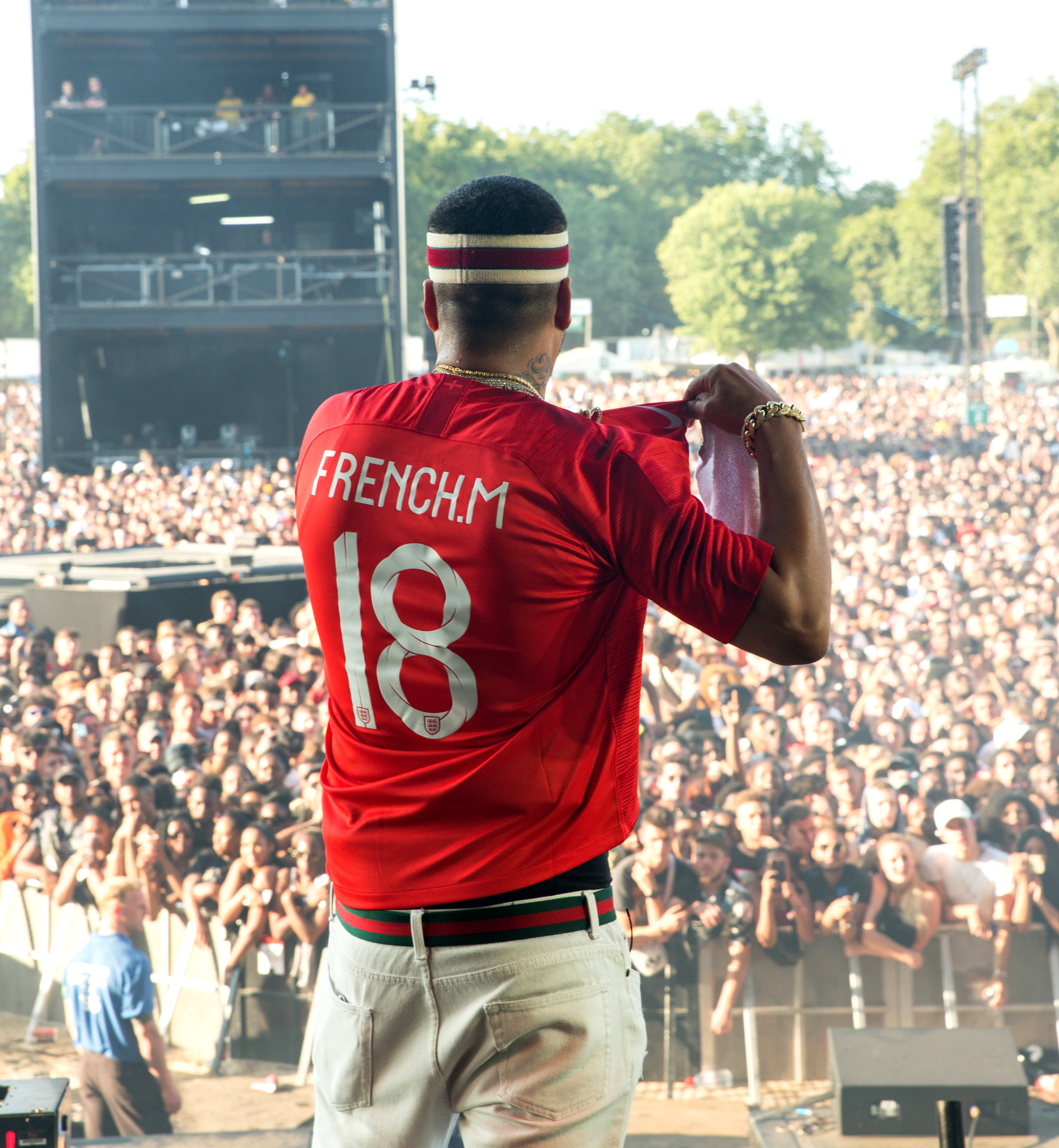 French Montana | Wireless 2018