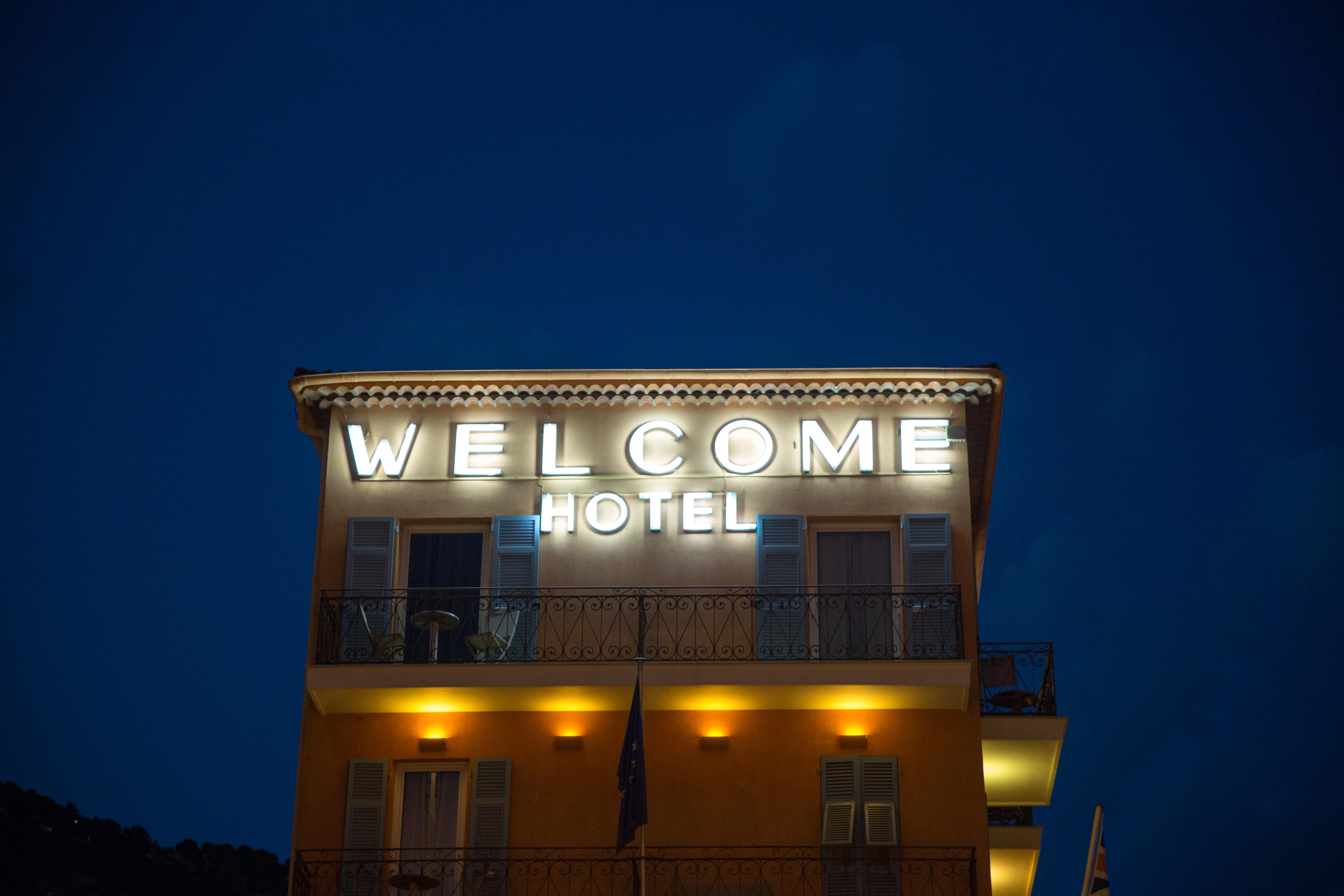 Welcome - (Monaco)