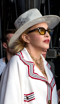 The Queen Madonna