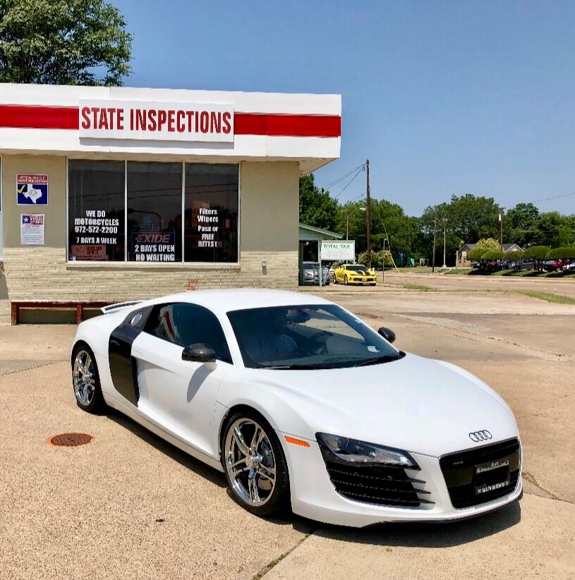 Car Inspection Station Duncanville Inspection Express