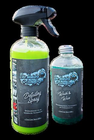 SET - Detailing Spray / Wash & Wax