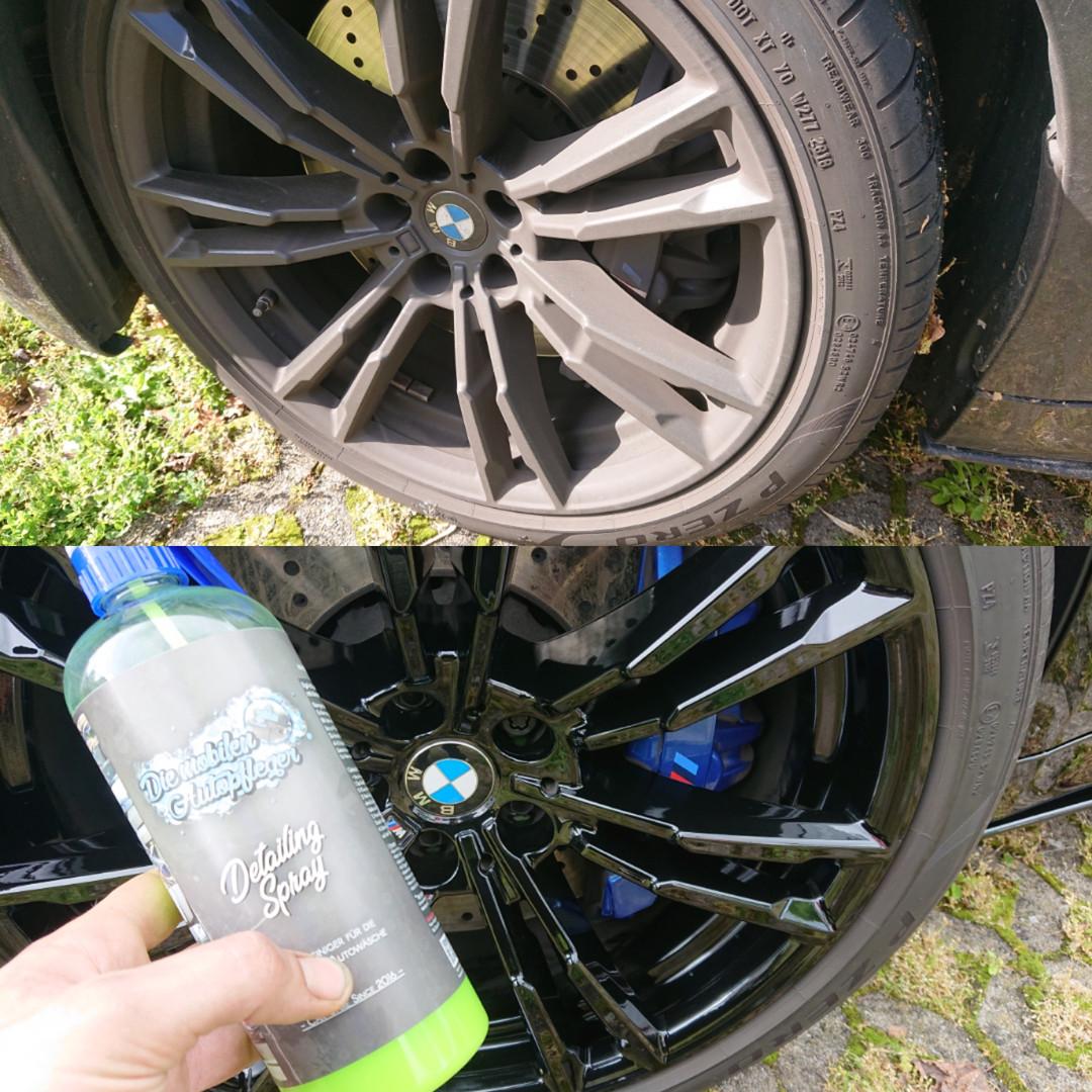 Detailing Spray
