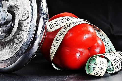 Lvl 1 Diet and training program