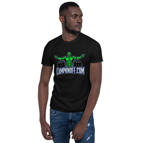 Official CampKnoff t-shirt