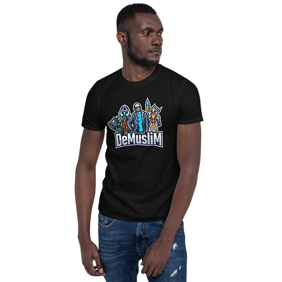 Offical DeMuslim T-Shirt