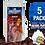 Thumbnail: HM-20 FigureShield Clamshell - 5 Pack