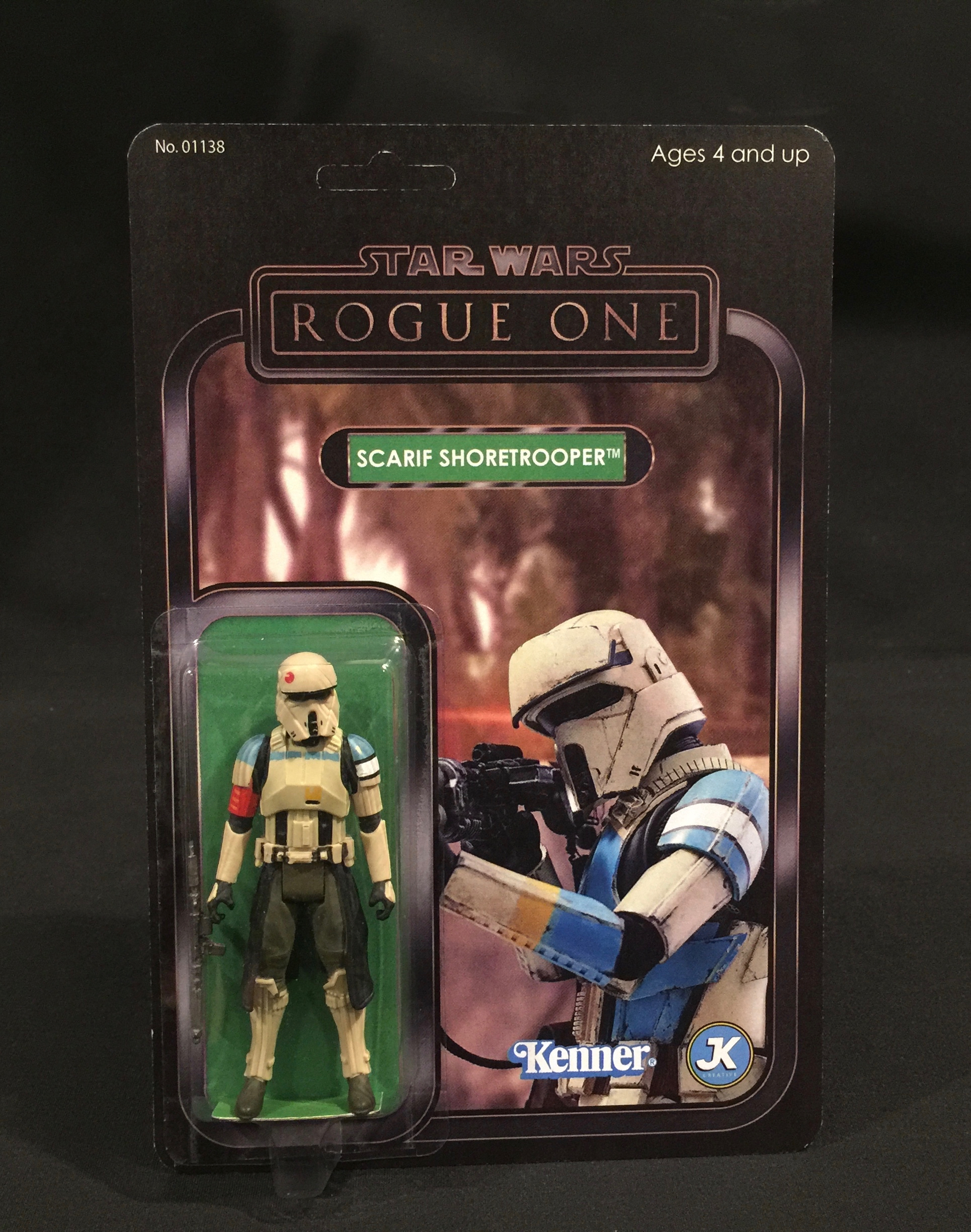 Scarif Trooper #1 - Rogue One