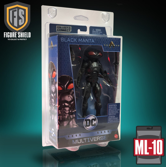 ML-10 DC Multiverse Black Manta