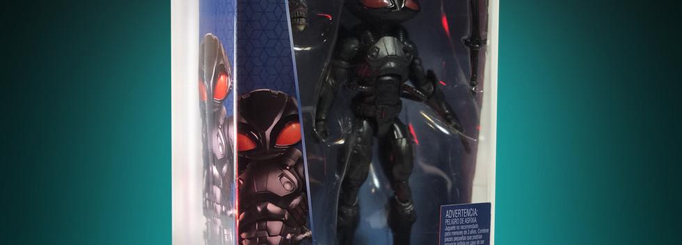 ML-10 DC Multiverse Black Manta