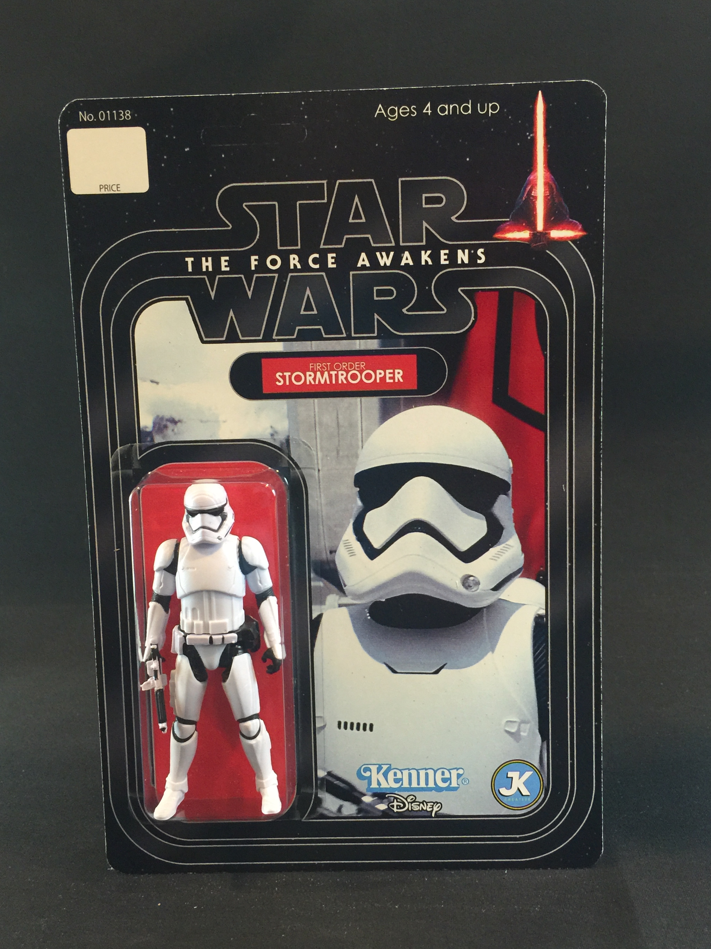 First Order Stormtrooper - TFA