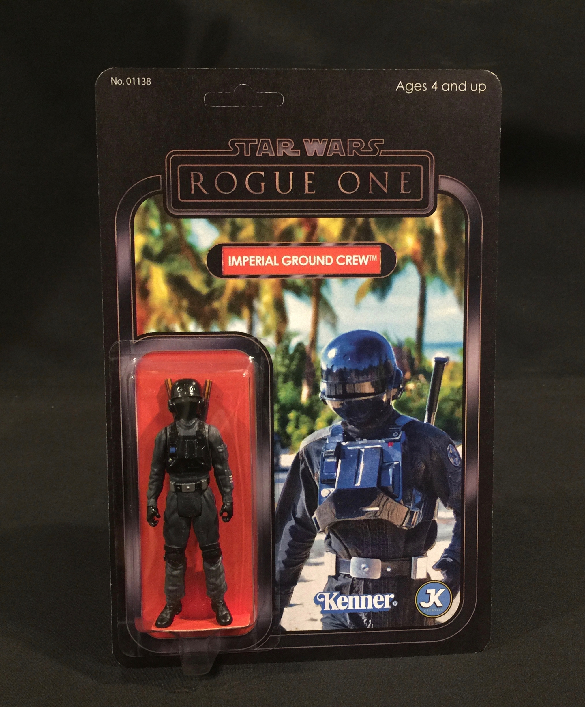 Imperial Ground Crew - Rogue One