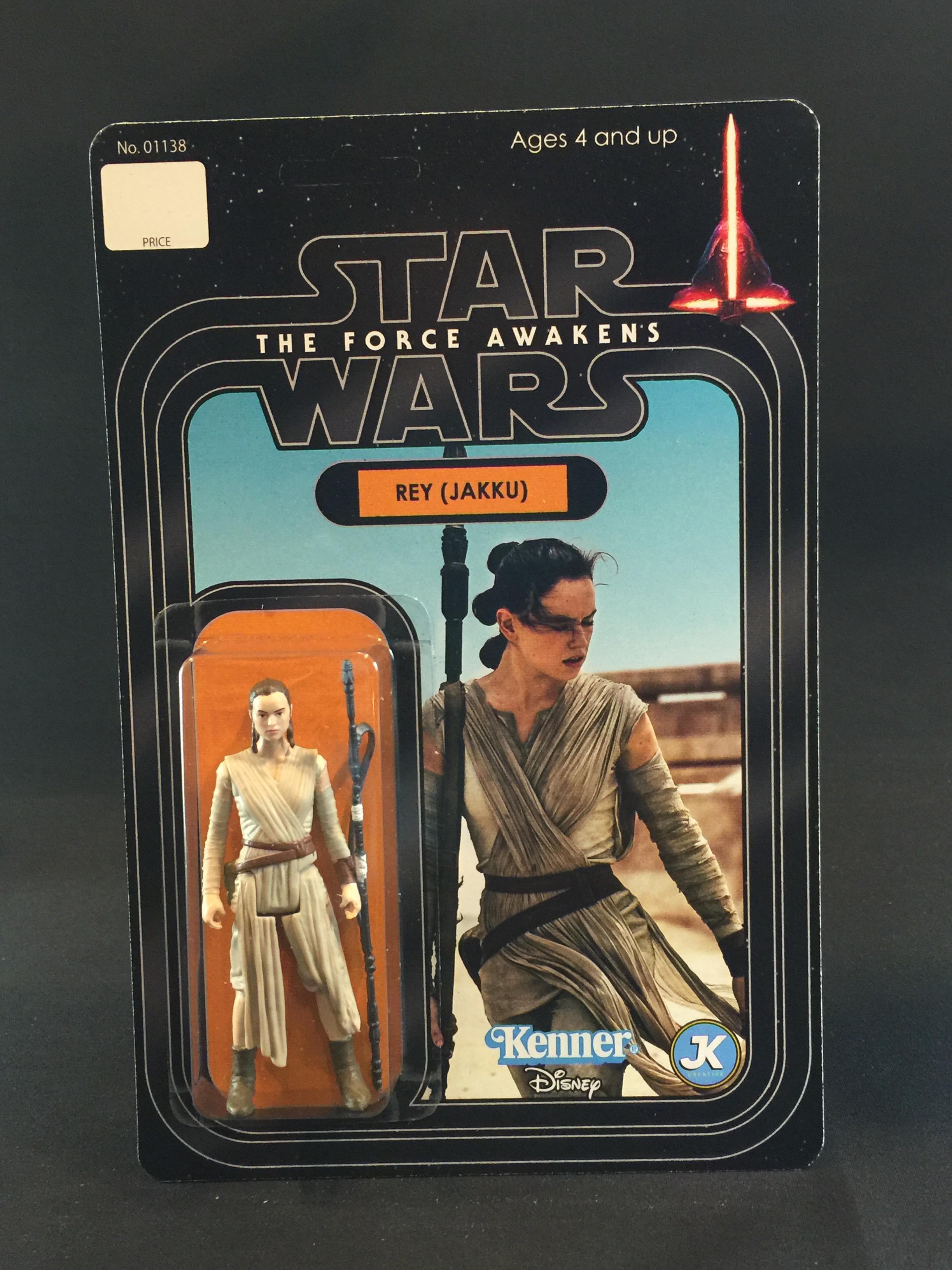 Rey (Jakku) - TFA