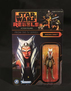 Ahsoka Tano - Rebels