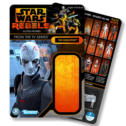 The Inquisitor Rebels card