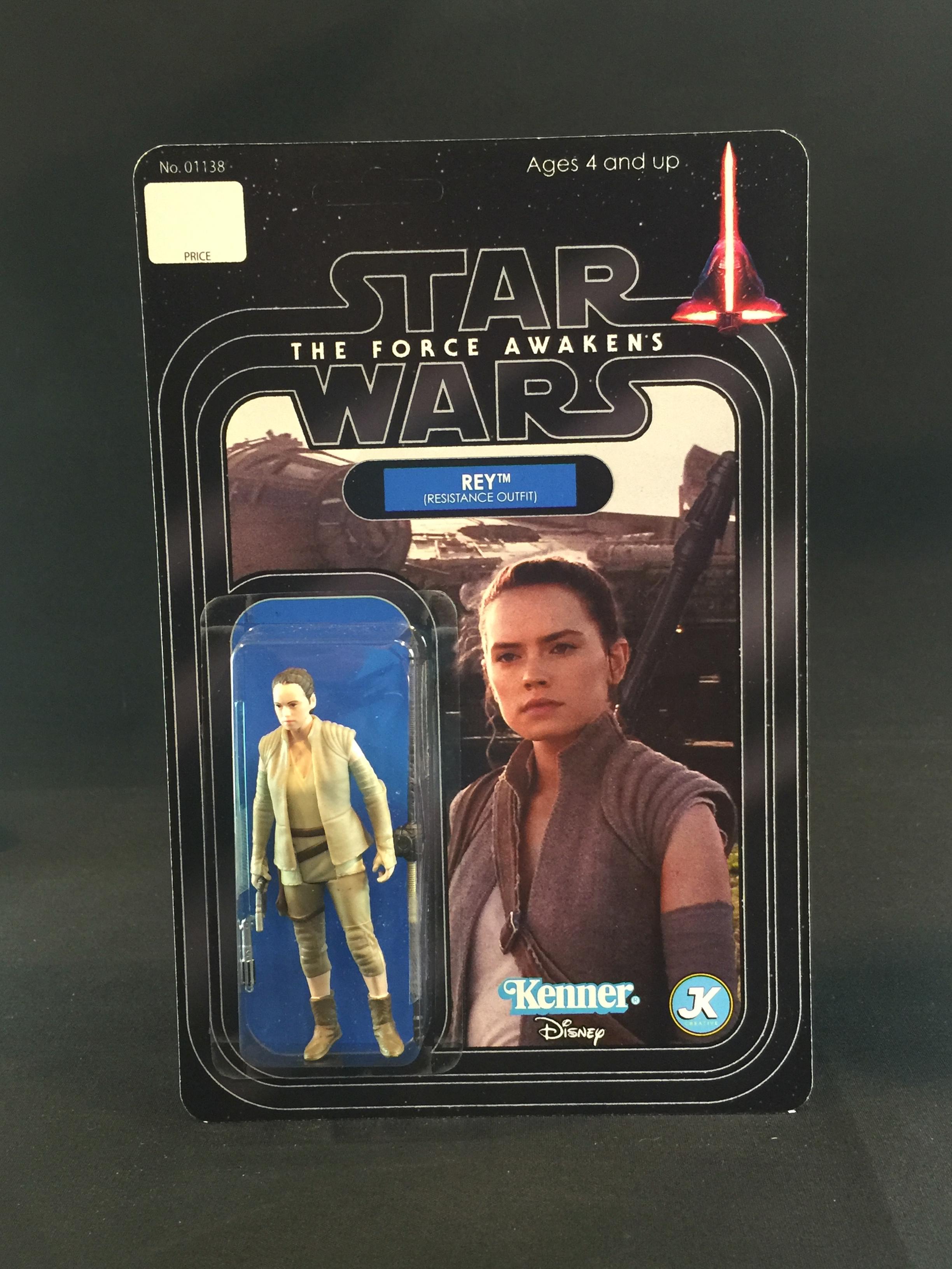 Rey (Resistance) - TFA