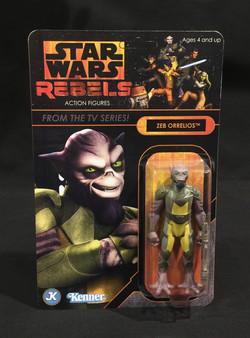 Zeb Orrelios - Rebels