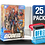Thumbnail: 25 Pack Deflector Box CLASSIFIED GI JOE Series FigureShield - DFR-1