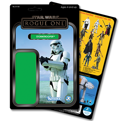 Stormtrooper (Alternate Version) card