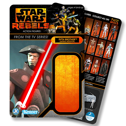 Fifth Brother Inquisitor Rebels card