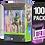 Thumbnail: 100 Pack Deflector Box 2020 DELUXE Star Wars Black Series FigureShield - DFR-1