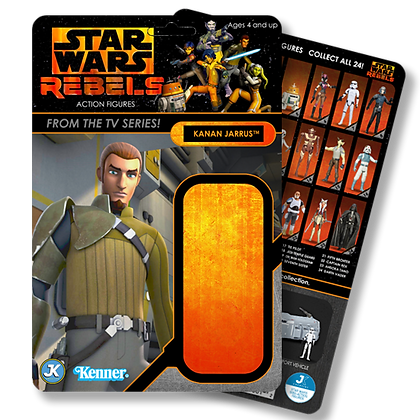 Kanan Jarrus Rebels