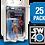 "Thumbnail: 25pk Star Wars 40th Anniversary 6"" FigureShield - SW40-25"