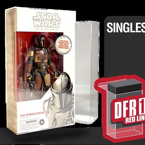 Single Pack Deflector Box Red Line Star Wars Black Series FigureShield - DFR-1