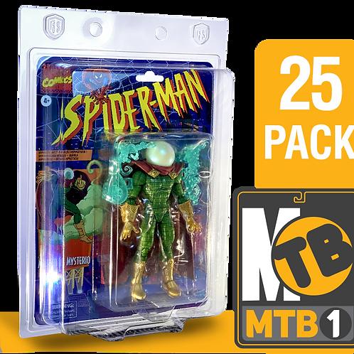 MTB-1 FigureShield Clamshell - 25 Pack
