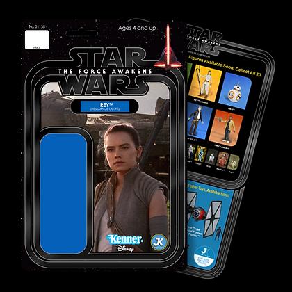 Rey Resistance card