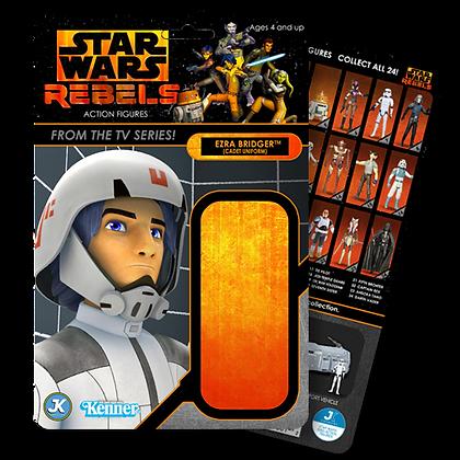 Ezra Imperial Cadet Rebels card