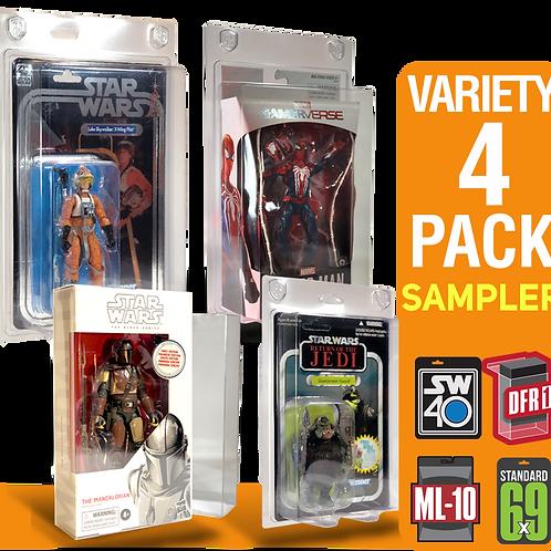 Variety Pack • Sampler • FigureShield