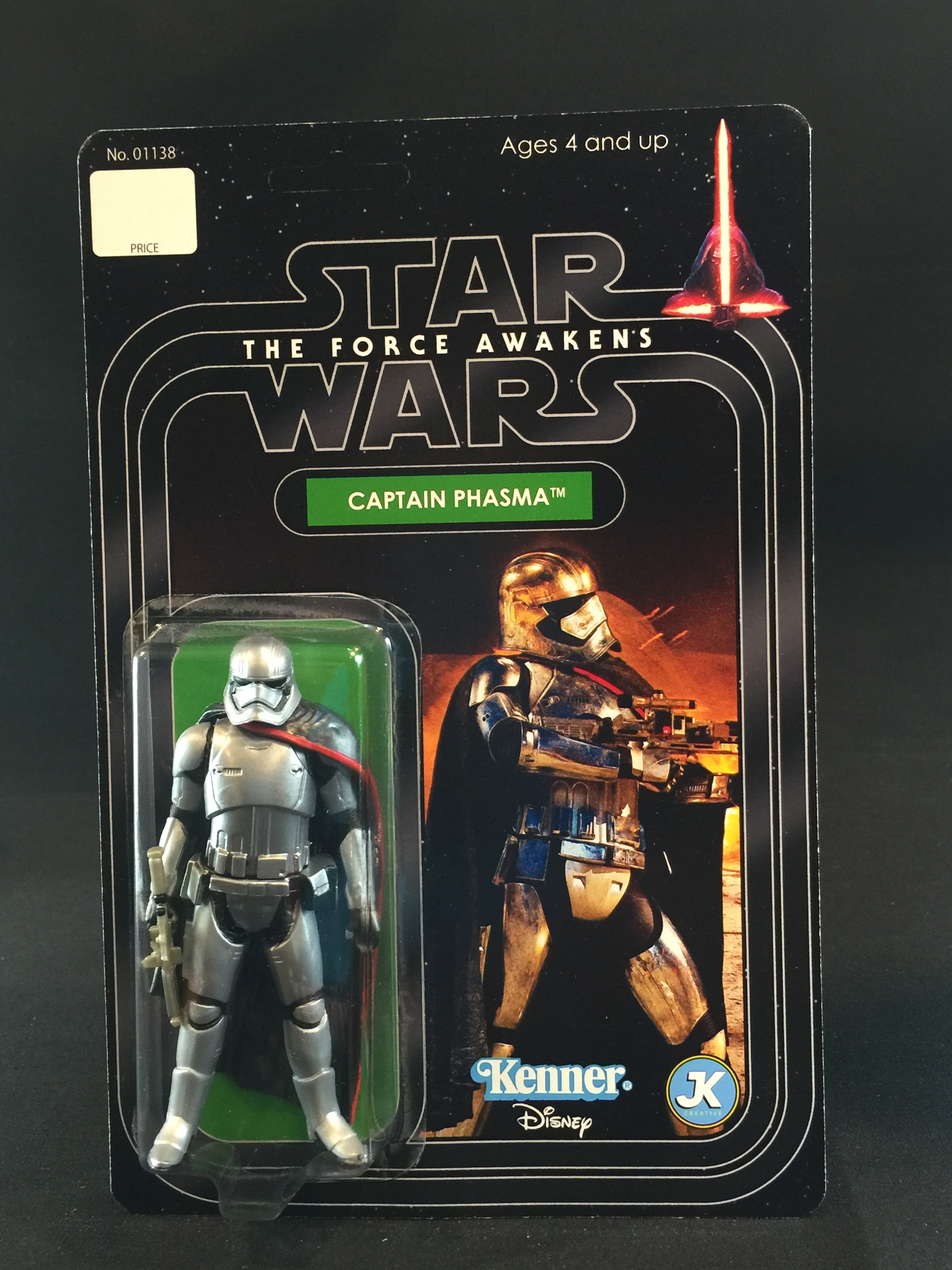 Captain Phasma - TFA