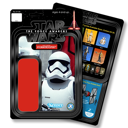 Stormtrooper card
