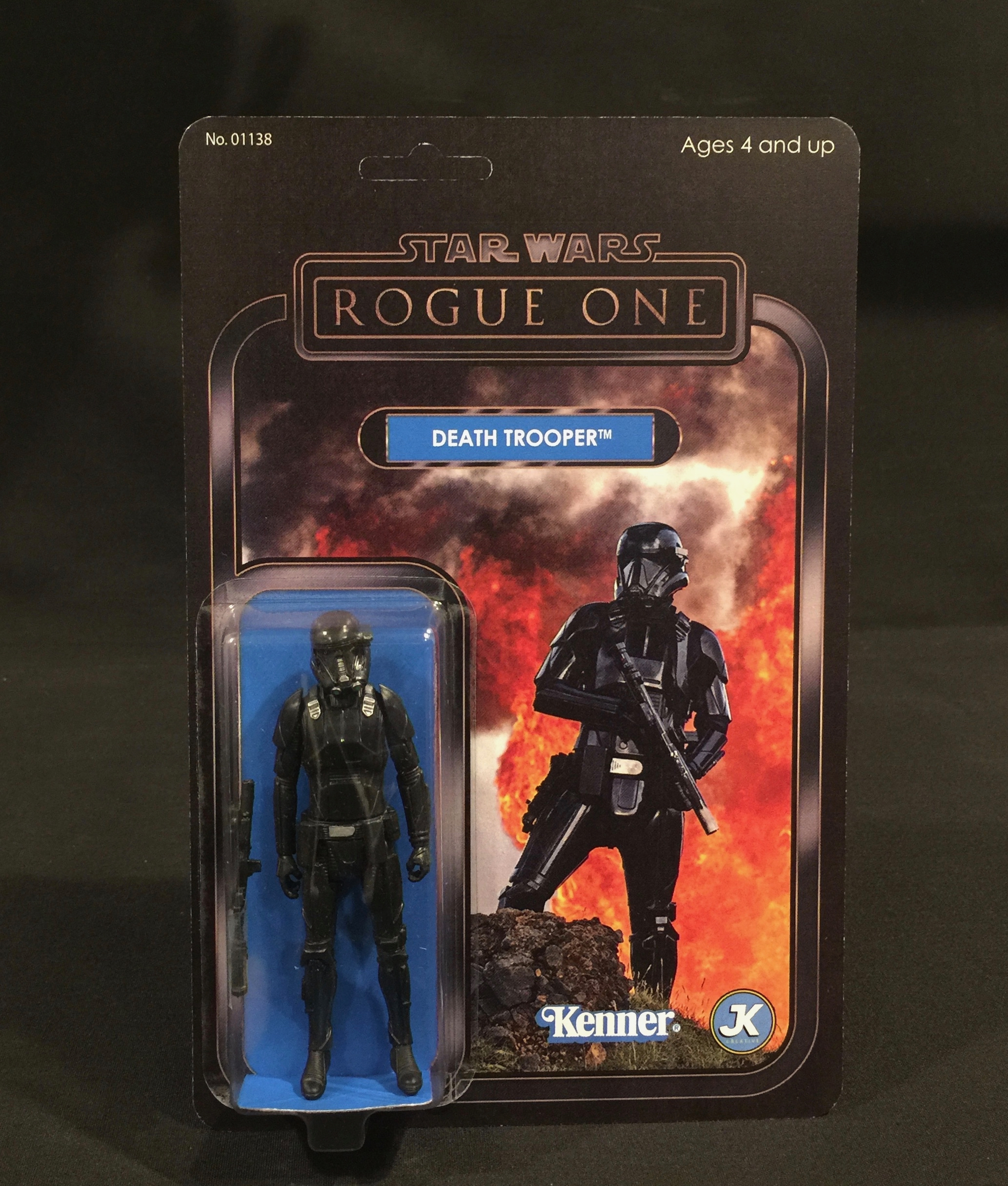 Death Trooper #1 - Rogue One