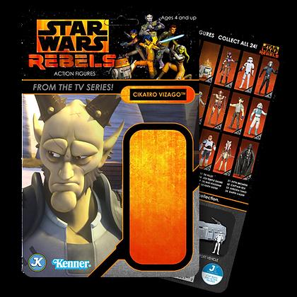 Cikatro Vizago Rebels card